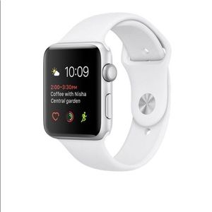 SOLD SOLD Apple Watch BRAND NEW Sport. White 42mm.